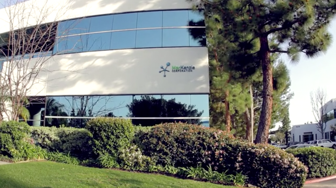 A Corporate Building